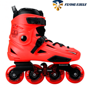 rollers freeskate flying eagle f3 origami