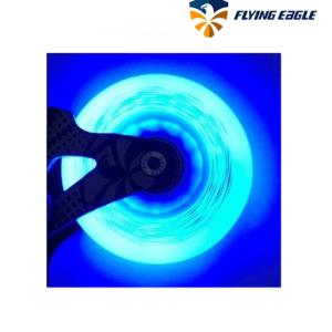ruedas led rollers lazerwheels