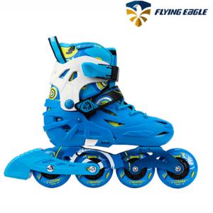 Rollers niños Extensible Flyinge Eagle S5S Junior Azul